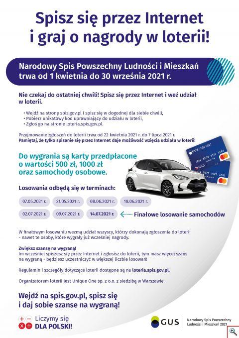 reklama loteria NSP-02